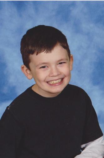 Aaron, Age 9