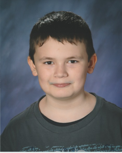 Aaron 5th Grade